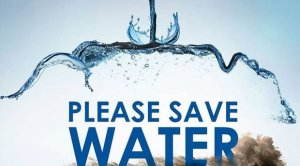 Please Save Water