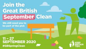 New dates for the Great British Clean 2020