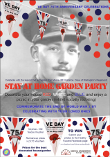 VE Day - Garden Party