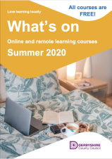 What's On - Online Courses Summer 2020